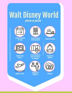 Planeando Walt Disne