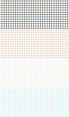 Free Grid Paper Seamless Pattern and Papers #commercialuse