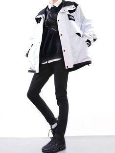 Vintage men clothing fashion guys 67 new ideas 6 Mode Masculine, Mode Streetwear, Streetwear Fashion, Cool Outfits, Casual Outfits, Fashion Outfits, Men's Outfits, Korean Fashion Men, Mens Fashion