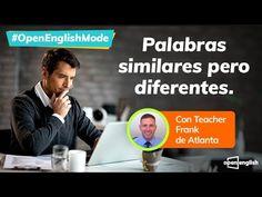 Open English - Clases Gratis de inglés- En vivo - YouTube Atlanta, Youtube, English Class, Words, Youtubers, Youtube Movies