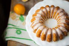 whole meyer lemon semolina cake