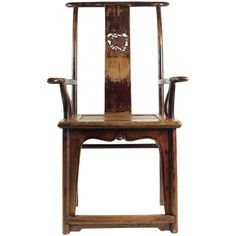 1stdibs Armchair Chinese Dignitaries From The Asian Export Wood