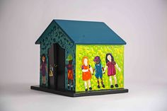 Memorias a color: una puerta hacia la reconciliación Bookends, Table Lamp, Bird, Outdoor Decor, Diana, Home Decor, Memoirs, Exhibitions, Artists