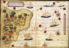 Resultado de imagem para capitanis hereditárias mapa antigo