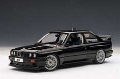 BMW M3 (E30) DTM Plain Body Version - Black by AUTOart