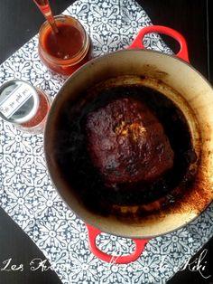 Les Aventures culinaires de Kiki: Pulled pork au four