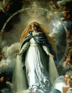 Blessed Mother Mary Please Guide Us and Protect Us From All Evil ~ Amen