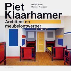 Piet Klaarhamer Nai010 publishers HELD in schaduw: Leermeester van Rietveld