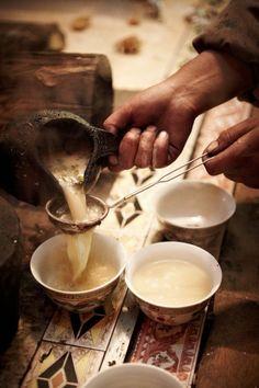 Yak Butter Tea | by Ewen Bell