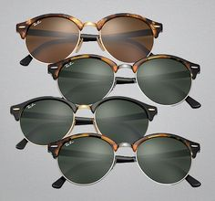 72423f1e6 OptoFashion - Fashion for Eyes. Ray-Ban sunglasses new model RB 4246  Clubround
