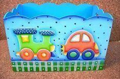 """""""Vero"""" Pintura Decorativa sobre Madera y Porcelana #pinturadecorativatecnica #pintturadecorativamadera"""