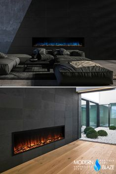 Check out our modern electric fireplace, with state of the art technology, that is fully controllable with its remote, Wi-Fi APP and Smart Home. Perfect for any modern home. Realistic Electric Fireplace, Modern Electric Fireplace, Wall Mount Electric Fireplace, Electric Fireplaces, Fireplace Inserts, Fireplace Mantels, Sit Back And Relax, Black Smoke, Art And Technology