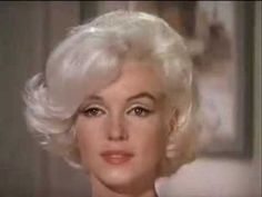 ▶ Marilyn Monroe screen test for Somethings Got To Give - YouTube