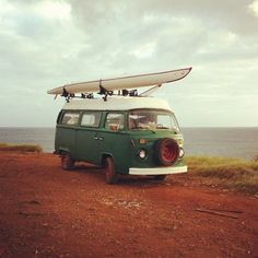 VW Bus #millyforsperry