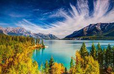 ✮ Abraham Lake - Alberta, Canada