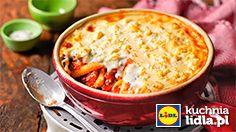 Pastitsio (grecka zapiekanka z makaronem). Kuchnia Lidla - Lidl Polska. #kuchniagrecka #pastitsio