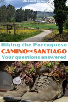 Essential guide to the Portuguese Camino from an expert. Practical tips to help you choose between the Central and Coastal Portuguese Way of Saint James Portugal Destinations, Portugal Travel, Spain Travel, Travel Destinations, Travel Tips, European Destination, European Travel, Lisbon Top 10, Best Countries To Visit