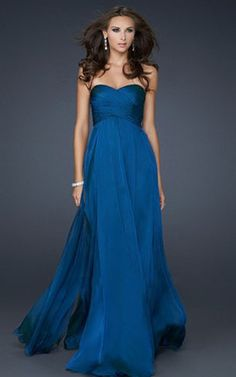Possible choice of dress for 2012's Marine Corp Ball