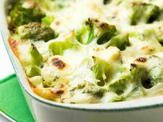 Pasta-parsakaalipaistos - Reseptit