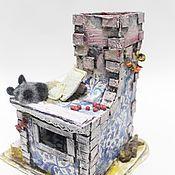Русская печь — душа избы: 48 замечательных полотен - Ярмарка Мастеров - ручная работа, handmade