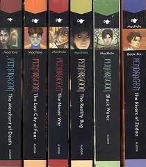 Pendragon=another awesome series. You should read in order, especially making sure book 10 is LAST! Excellent.. worth every minute!