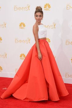 Las mejor y peor vestidas en los Emmy 2014, ¡descúbrelo!