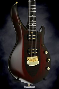 Ernie Ball Music Man John Petrucci Majesty Artisan 6-string - Rosso Demo | Sweetwater.com