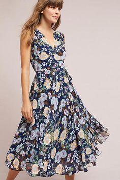 floral dress | fashion