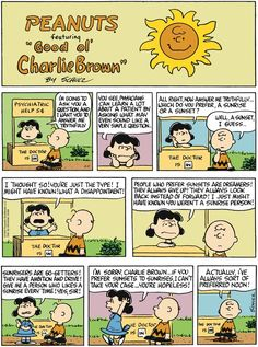 Peanuts Comic Strip, November 17, 2013 on GoComics.com (Me too, Charlie Brown, me too.)