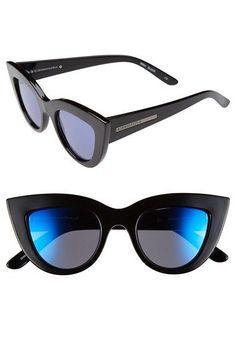 ee0c6ca9e1 Women s Sunglasses   BCBGMAXAZRIA Cat Eye Mirror Sunglasses….for the badass  in you.
