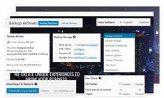 Total Upkeep - WordPress Backup Plugin | BoldGrid