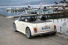 Mini V8 Cabriolet   Lazareth