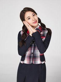 "Twice、制服グラビアのビハインドカットを公開""元気いっぱい爽やかなビジュアル"" - ENTERTAINMENT - 韓流・韓国芸能ニュースはKstyle"
