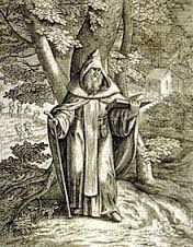 September 11th - St. Paphnutius: Paphnutius the Confessor, was a disciple of Saint Anthony the Great and a bishop of a city in the Upper Thebaid in the early fourth century. He is accounted by some as a prominent member of the First Council of Nicaea which took place in 325 CE.
