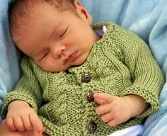 This cardigan is perfect for the bitty newborn. It is a quick gift that will be treasured!The sample was knit in Knit Picks Comfy Worsted. A substitute yarn is shown below.