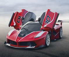 Ferrari Research and Development