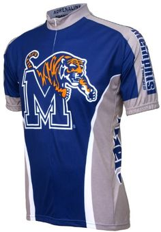 NCAA University of Memphis Tigers Cycling Jersey Memphis Tigers Medium ** Click image for more details.