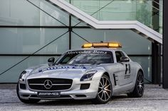 2013 Mercedes-Benz SLS AMG GT F1 Safety Car (by upcomingvehiclesx)