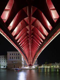 A-Zdvent calendar: Quarto Ponte sul Canal Grande by Santiago Calatrava