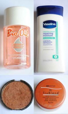 Buy a darker shade of foundation or bronzer than you normally use and mix it in with a little moisturizer to extend its use. | 42 Money-Saving Tips Every Makeup Addict Needs To Know