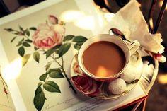 Tea in the Afternoon. #tea