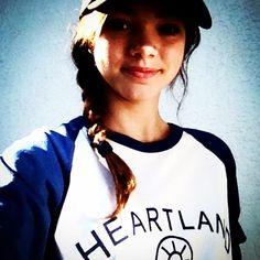 Alisha Newton LOVE her shirt!!! ;)