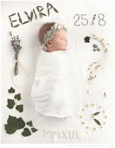 10 idées originales de faire-part de naissance