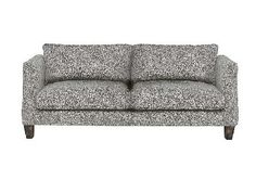Furniture Village Genevieve 4 Seater Fabric Sofa Grand And Spacious Classic  Back Sofa Seats 4 Sprung Seats With A Firm Edge And Feather And Fibre  Cushions ...