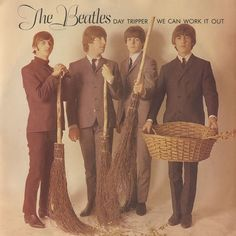 The Beatles Day Tripper/We Can Work It Out