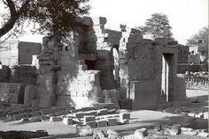The Temple of Senusret I at Tod