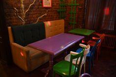 Restaurant La Ciurucuri Outdoor Furniture Sets, Outdoor Decor, Chair, Home Decor, Decoration Home, Room Decor, Stool, Home Interior Design, Chairs