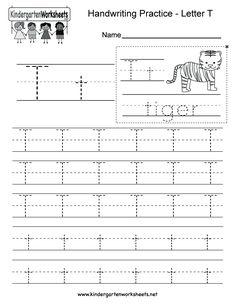 Letter t tracing worksheets for preschool lettercard free printable letter t tracing worksheets for preschool ibookread ePUb