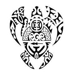 Family warrior tattoo