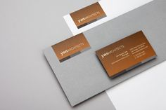 YWS Architects Logo and Corporate Identity | GS Design